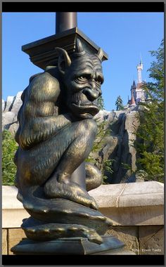 Be Our Guest - Gargoyle