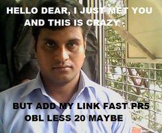 SEO Meme. Add my link fast