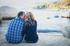 Lake Tahoe Engagemen