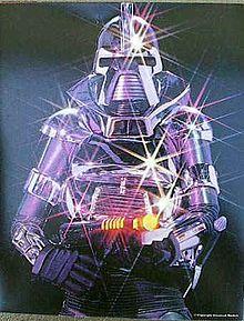 Cylon Centurion from the original Battlestar Galactica
