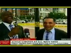 Busted!  Proof of Crisis Actors at D.C. Naval Yard False Flag Shooting!