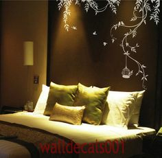 Nature wall decals wall sticker tree decal wall by walldecals001