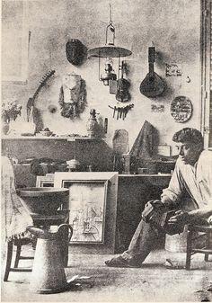 Atelier de Georges Braque, rue d'Orsel