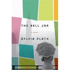 bell jars, beaches, book worth, mobiles, bookshelf, bells, read, the bell jar, book cover