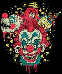 Clowns from Killer Klowns from Outer Space