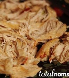 Recipe for Slow Cooker Mexican Spiced Chicken