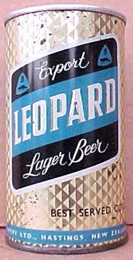 leopard lager