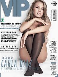 Carla Diaz nua