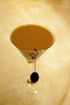 cafe caramel martini