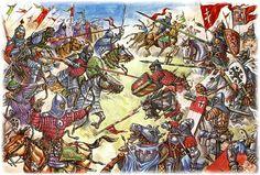Battle of Hattin | Battle of Hattin (1187)