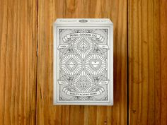Playing Cards by Pedale Design