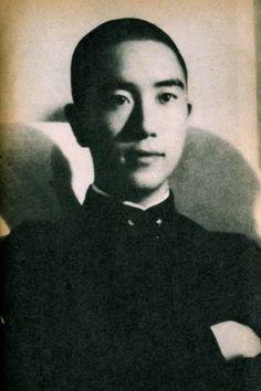 Yukio Mishima at school ~