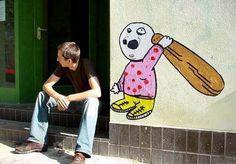 Street Art - Unknown Artist