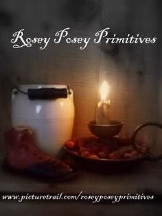 Rosey Posey Primitives