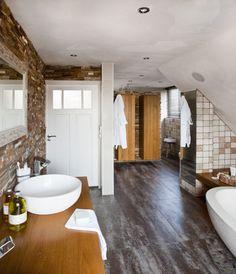 nieuwe badkamer on pinterest