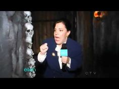 Amy's trip to the haunted house. I cried I laughed so hard!