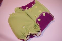 Wool Diaper Cover One Size 8-35lbs, Merino Wool - Wool Wrap/Wool Soaker. $26.50, via Etsy.