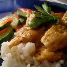 Loquat Chicken Recipe