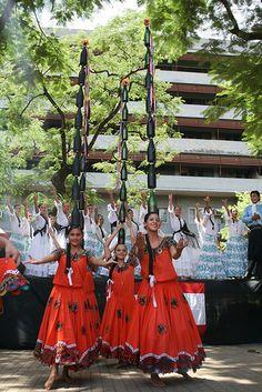 Bottle Dancers, Paraguay.