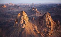Montañas de Argelia
