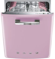 Smeg / Pink Appliances [Supporting the Breast Cancer Awareness Foundation]