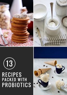 13 Probiotic Recipes for Digestive Health - Henry Happened