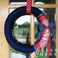 Patriotic wreath Nau