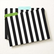 kate spade - whistle while you work file folders