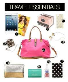 Travel On Essentials Carry On