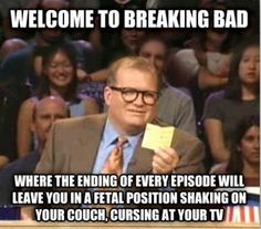 Welcome to Breaking Bad