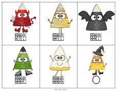 Boo! 0-10 Number Games $