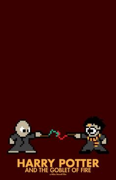 Harry Potter version 8-bit
