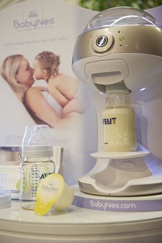 A baby formula Keurig! This is awesome. Pinning for future reference.