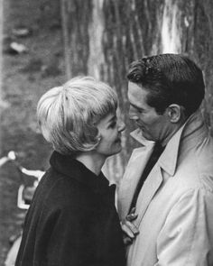 Paul Newman & Joanne Woodward  #love #celebs #photography