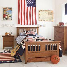 Habitaciones on pinterest sleeping nook shared kids for Como decorar mi recamara