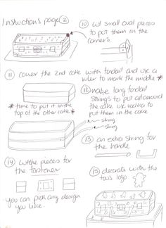 Suitecase Cake Hope this instructions work for anyone that wants to make a cake like the stacked luggage cake. specially dedicated for Linda that send me a...