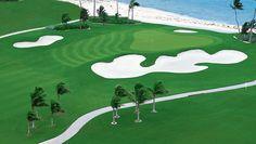 sand, beaches, golf courses, golf golf, golf memori