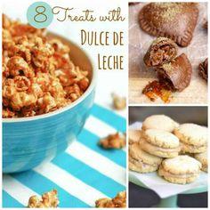 8 Delightful Treats with Dulce de Leche