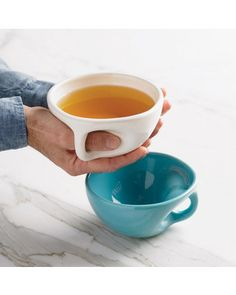 I like it! Buddha bowl teacup fits in the palm of your hand.  Would feel so good on a cold morning... | #Teaset #tea #teatime #teacups #te #teapot