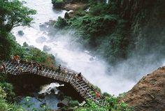 Bridges at Iguazu