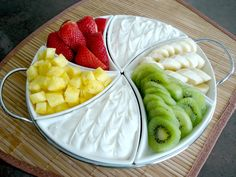 Studio 5 - Coconut Cream Fruit Dip