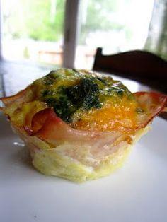 A healthy make-ahead breakfast