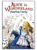 Alice in wonderland playing cards - maybe for the invitations?