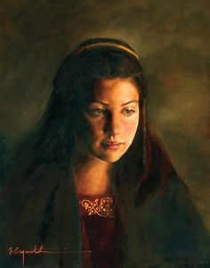 """But Martha was distracted with much serving. And she went up to him and said, """"Lord, do you not care that my sister has left me to serve alone? Tell her then to help me."""" But the Lord answered her, """"Martha, Martha, you are anxious and troubled about many things, but one thing is necessary.  Mary has chosen the good portion, which will not be taken away from her."""" Luke 10:40-42"""