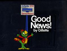 GILLETTE Legendary NY ANIMATOR RAY FAVATA GILLETTE Type: Original Production Cel and Background Size: 12 Field 1960s