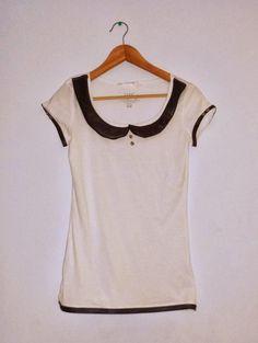 tee shirt recup on pinterest tee shirts diy shirt and t shirts. Black Bedroom Furniture Sets. Home Design Ideas