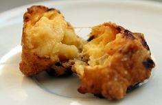 Deep Fried Mac n Cheese - YES PLEASE.