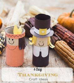 Ready for Thanksgiving? Check out these fun Thanksgiving Craft Ideas that you and your kids can do.