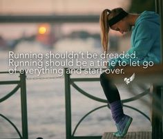 Running shouldn't be dreaded