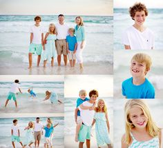 Kids & family beach photos in Rosemary Beach by Cocoa L. Photography.  More here: http://www.cocoaLphotography.com/2013/06/26/womble-family-seagrove-beach/
